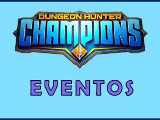 eventos dungeon hunter champions