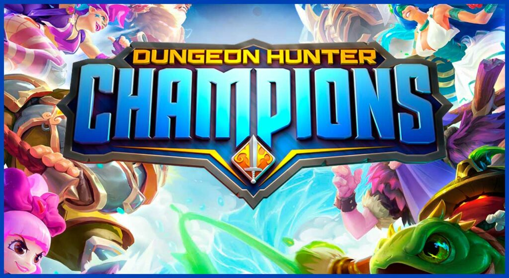 dungeon hunter champions more top games