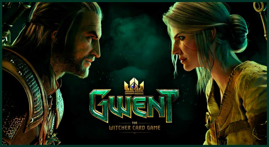 gwent the witcher card game more top games