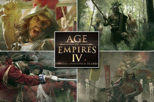 Age of empires IV mejores juegos estrategia pc