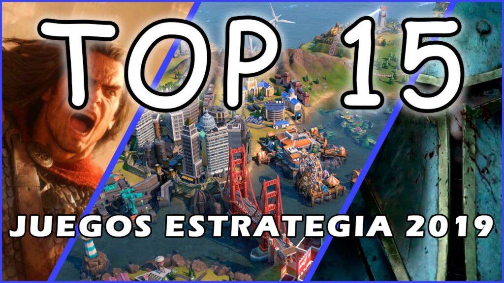 top 15 mejores juegos de estrategia para pc