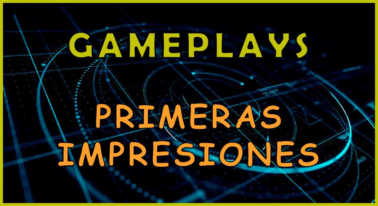 gameplay de juegos