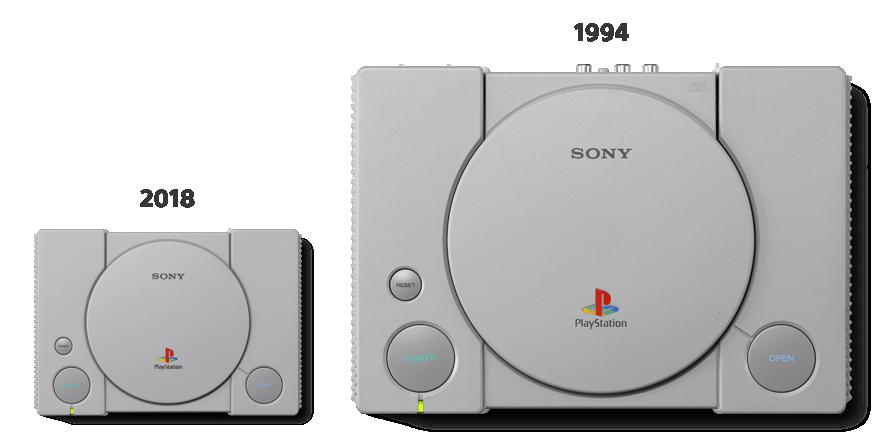 comparativa playstation classic