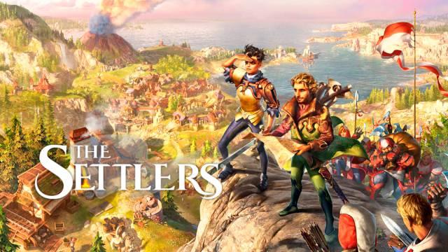 the settlers  juegos estrategia pc