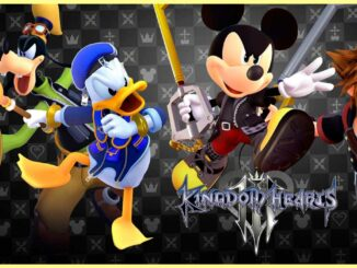 trailer kingdom hearts 3