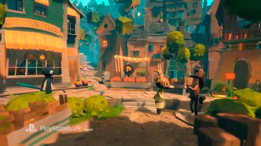 mejores juegos realidad virtual 2019 ghost giant