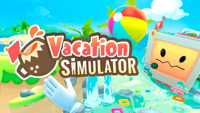 mejores juegos realidad virtual 2019 vacation simulator