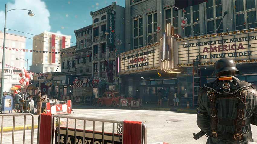mejores juegos realidad virtual 2019 Wolfenstein - Cyberpilot