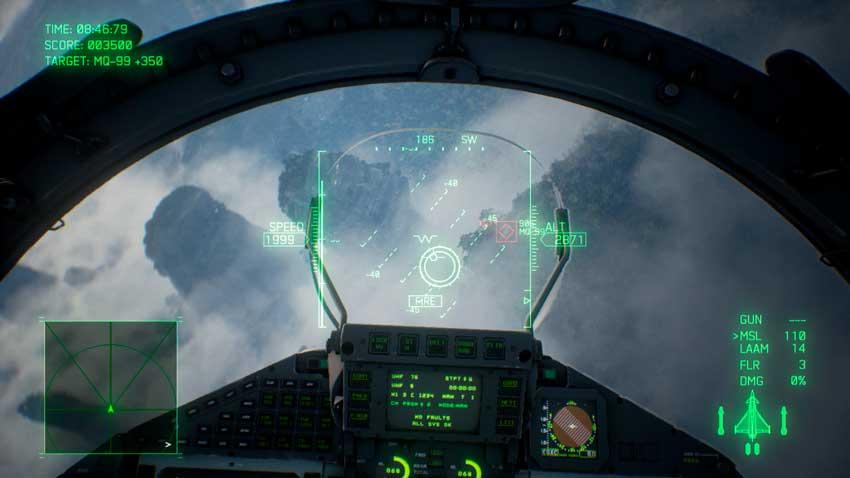 Ace Combat 7: Skies Unknown mejores juegos realidad virtual 2019