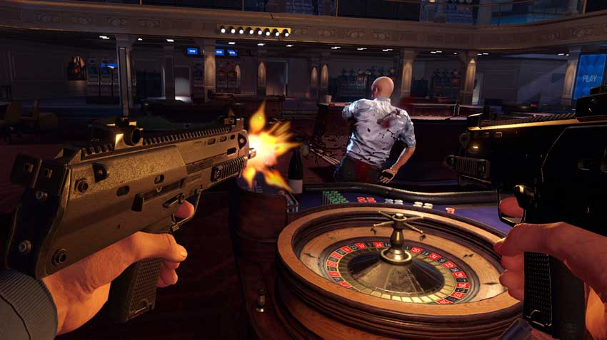 Blood & Truth mejores juegos realidad virtual 2019