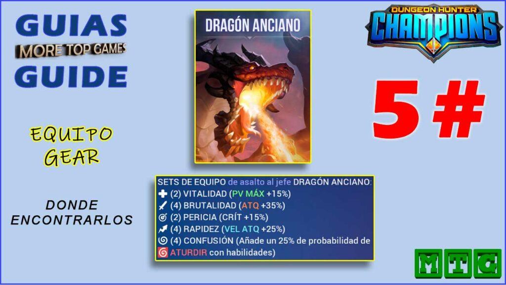 Guía Dragón Anciano