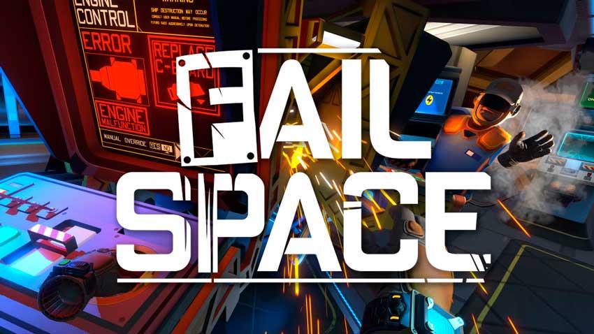 mejores juegos realidad virtual 2019 fail space