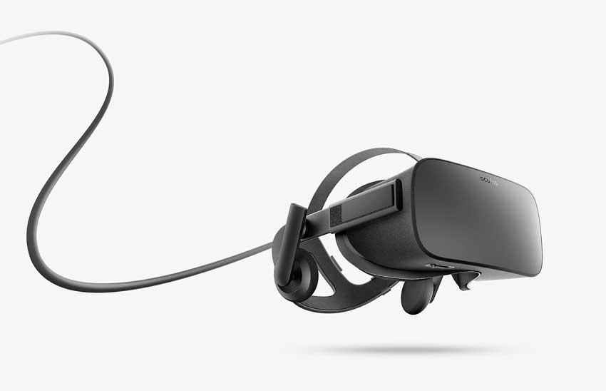 oculus rift gafas visor