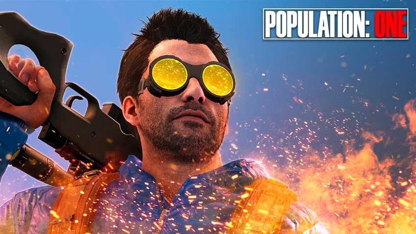 mejores juegos realidad virtual 2019 population one