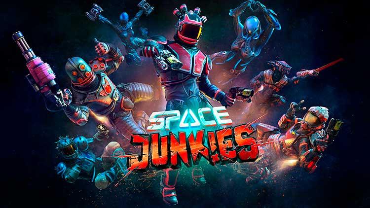 mejores juegos realidad virtual 2019 space junkies