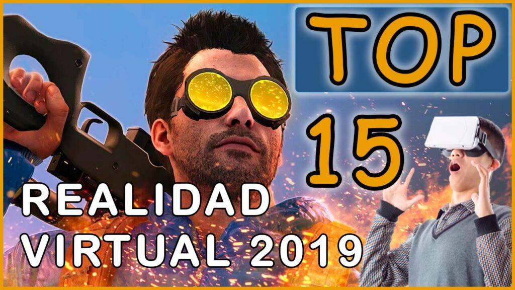 Los Mejores Juegos de Realidad Virtual 2019