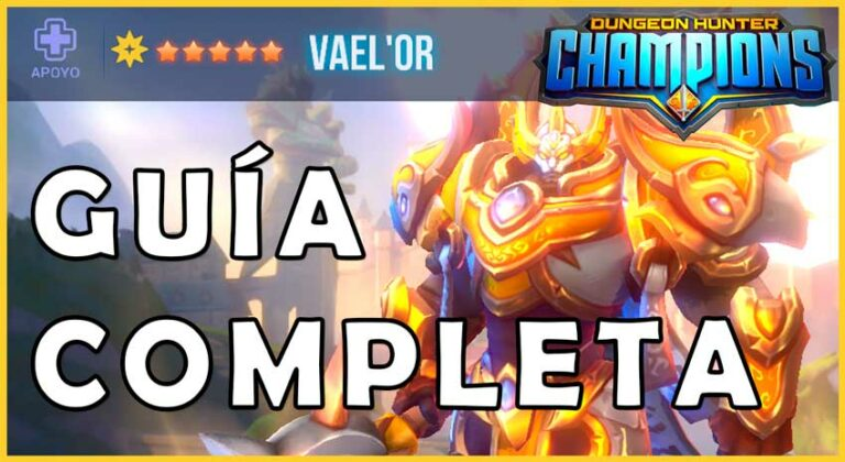 dungeon hunter champions vaelor