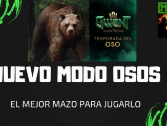 gwent temporada del oso