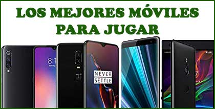moviles gaming