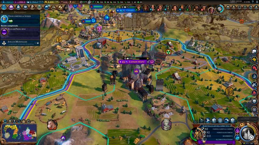 Civilization VI Gathering Storm