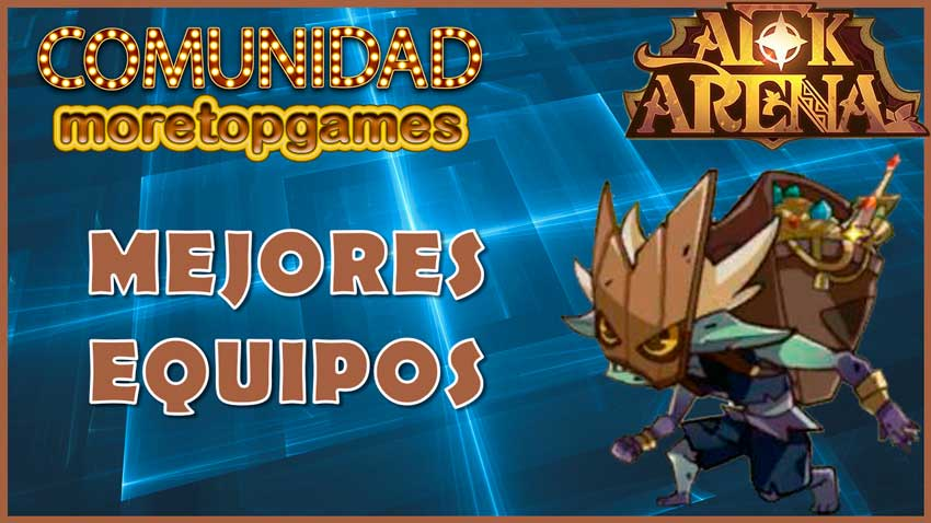 mejores equipos afk arena wrizz