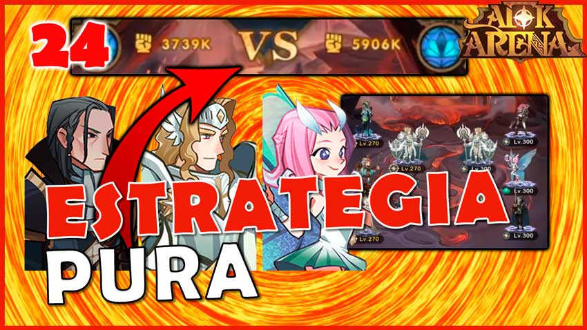afk arena capitulo 24