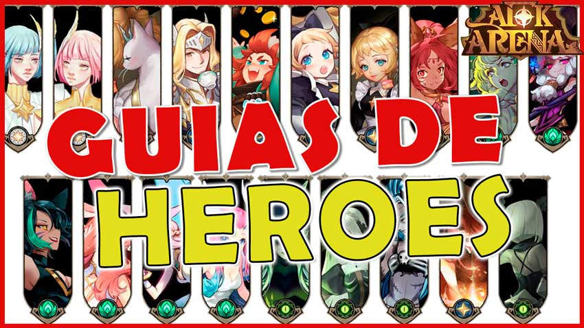 guia heroes afk arena