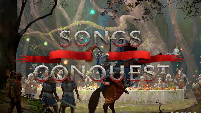 songs of conquest juego estrategia pc