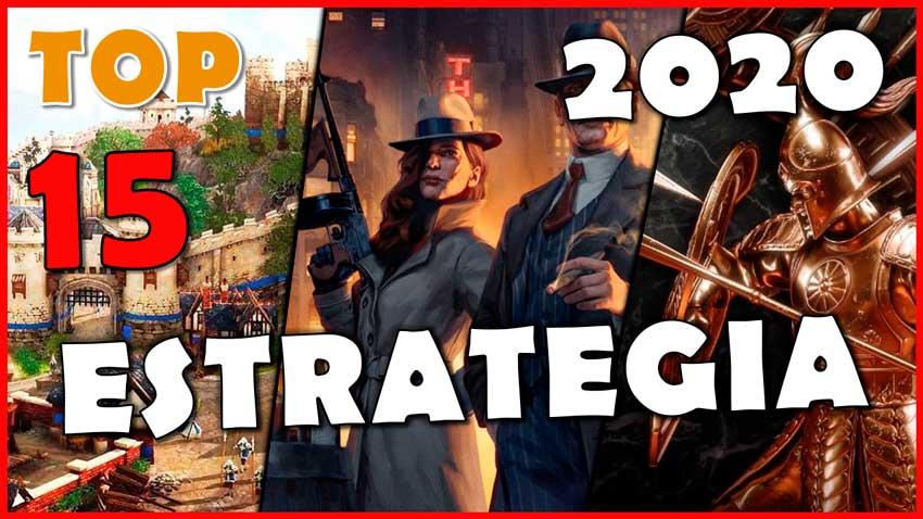 MEJORES JUEGOS ESTRATEGIA PC 2020