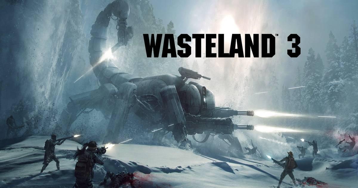 wasteland 3 mas deseados juegos estrategia 2020