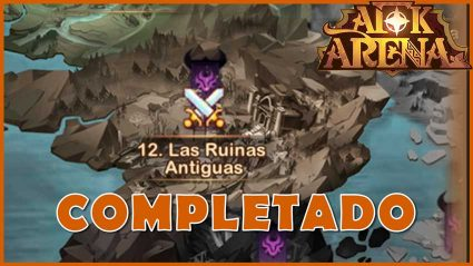 afk arena capitulo 12