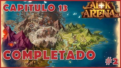 afk arena capitulo 13