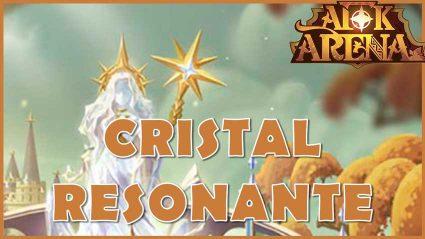 cristal resonante
